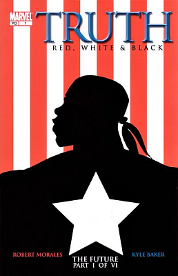 Truth: Red, White & Black tells the story of the black test subjects used to recreate Captain America's supersoldier serum.